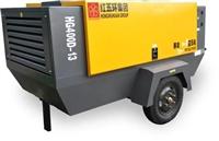 襄阳红五环移动空压机租赁|宜城柴油移动空压机出租