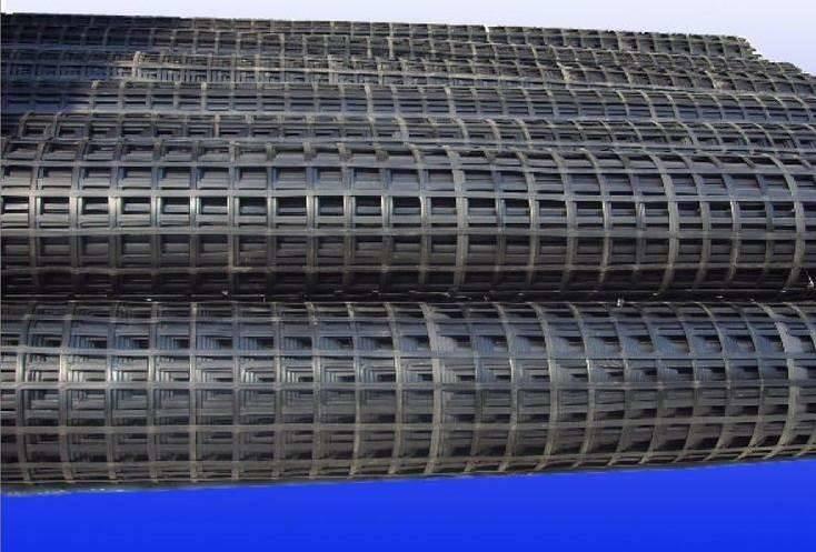 山东鲁威专业厂家PP塑料土工格栅价格土工格栅规格图片