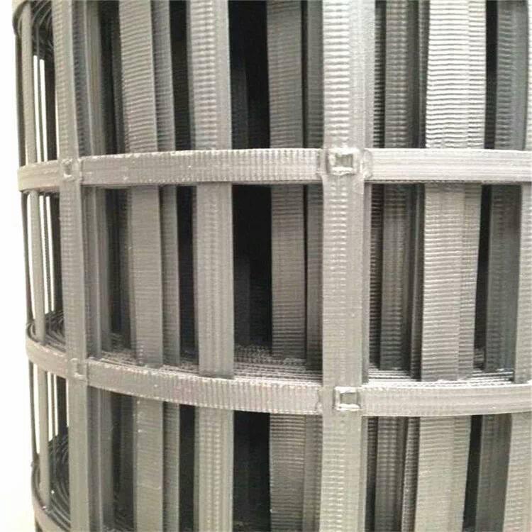 凸结点钢塑复合土工格栅 施工简单 凸结点钢塑土工格栅