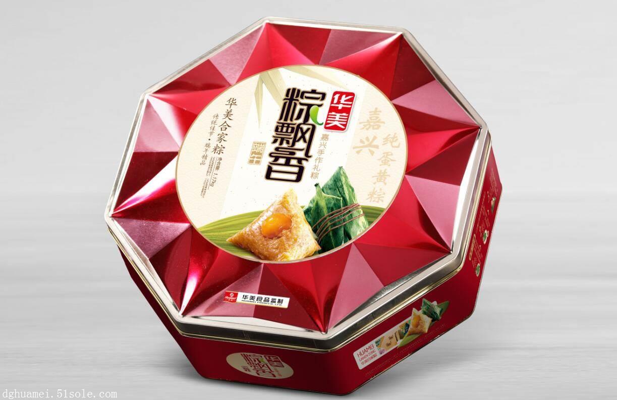 华美合家礼粽(铁罐装,配礼品袋)