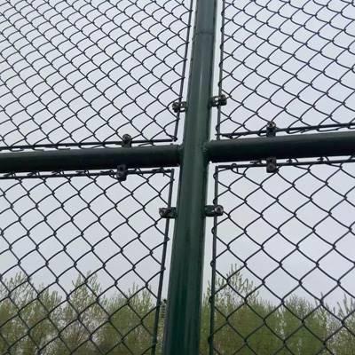 国帆笼式足球场围栏网 球场防护网