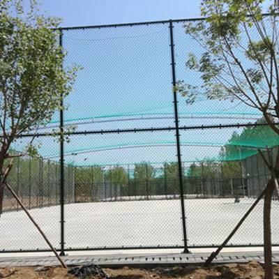 国帆学校足球场围网可定做各种型号