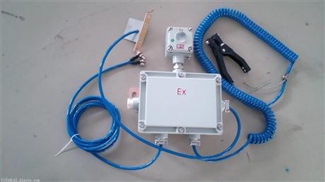 南京供应防静电控制器油库静电保护装置