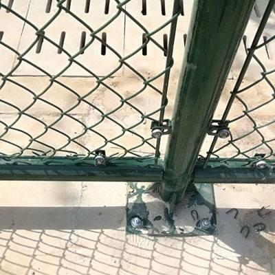 国帆足球场围网 防护网厂家直销