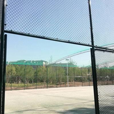 国帆足球场围栏网可定做各种规格
