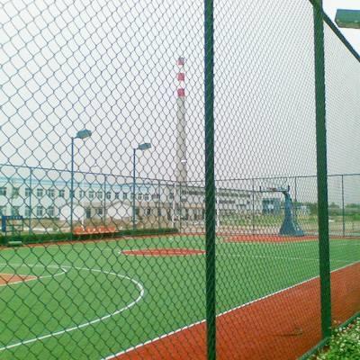 国帆笼式足球场围网厂家 专业安装