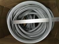 大口径硅胶密封圈 硅胶制品生产工厂
