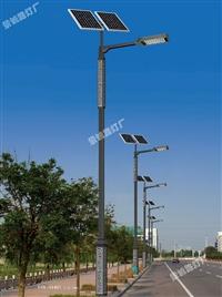 西安太阳能路灯厂家走进老百姓的幸福生活