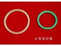 硅橡胶密封圈厂家 大口径硅胶密封圈