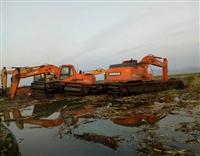 水陆两用挖机出租 厂家