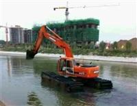 湿地挖机出租哪里好