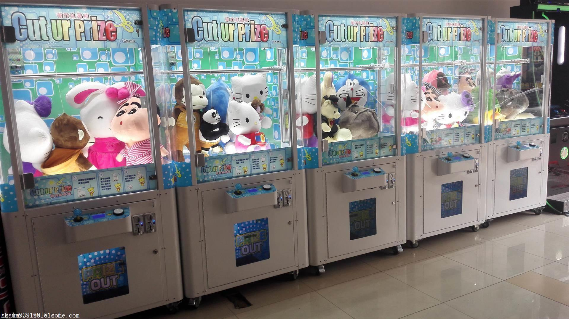 普通娃娃机一台多少钱
