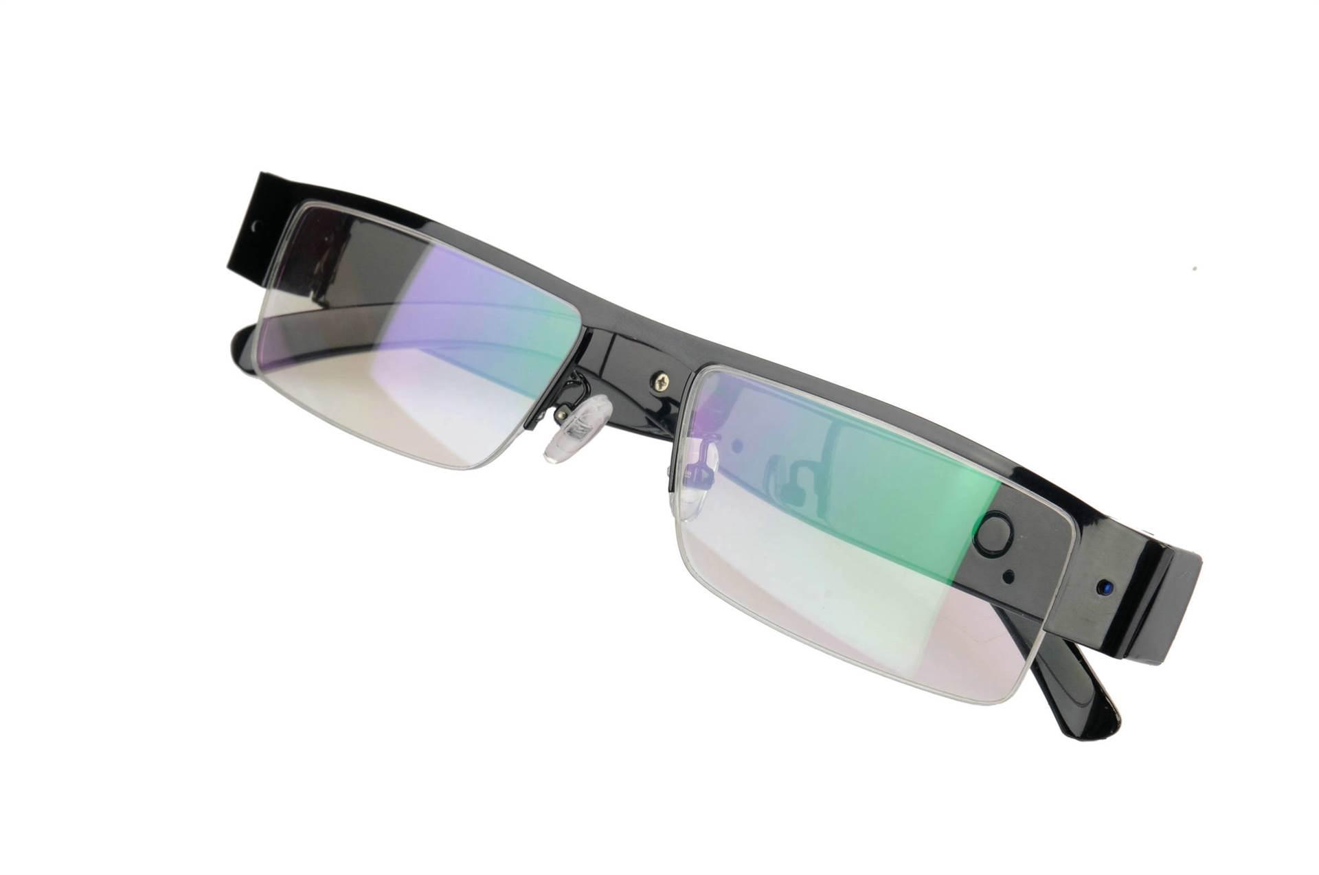 2018新款wifi平光眼镜高清摄像机