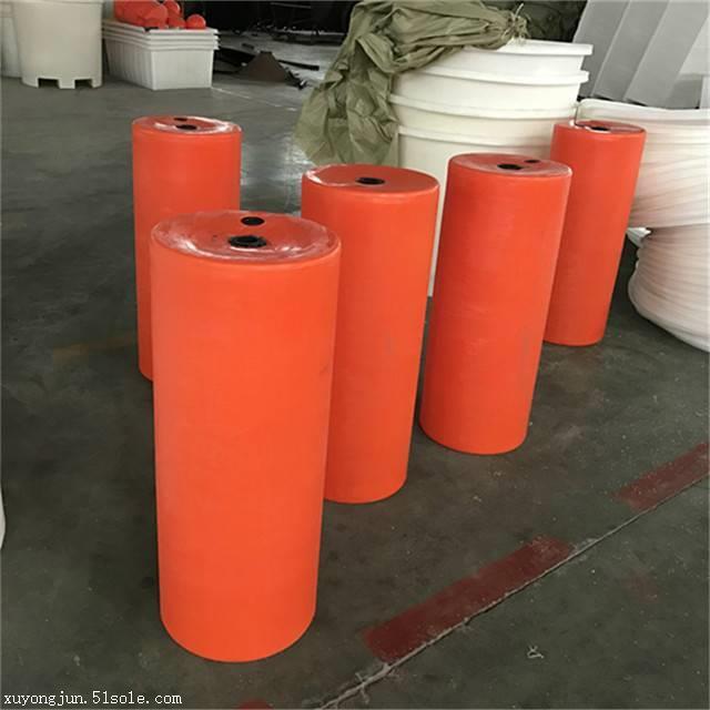 青海水上拦污排 电站闸口拦污装置塑料浮排