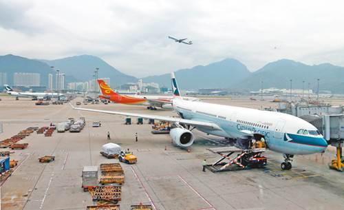 美国空运上门提货回香港双清门到门 美国至中国空运物流
