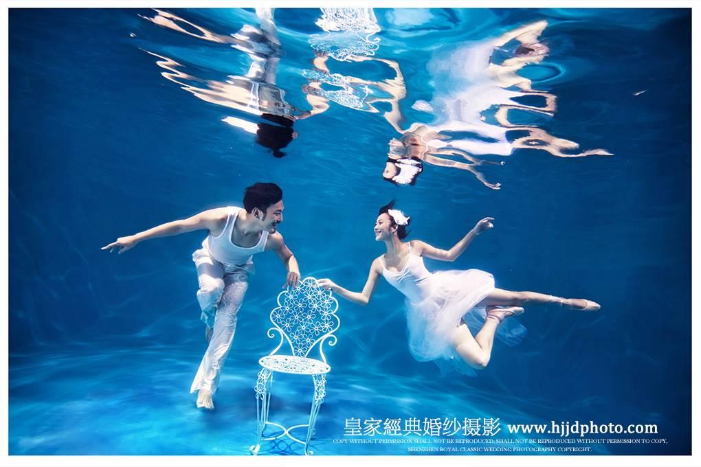 深圳婚纱摄影哪里好皇家经典婚纱摄影