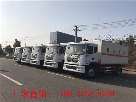 东风民爆运输车厂家