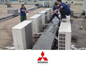 上海三菱空调售后维修中心