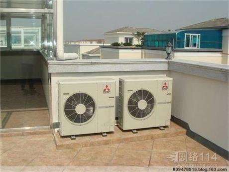 上海虹口区三菱空调售后维修中心