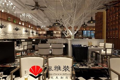 合肥西餐厅装修,合肥西餐厅设计,品味西餐,静享生活