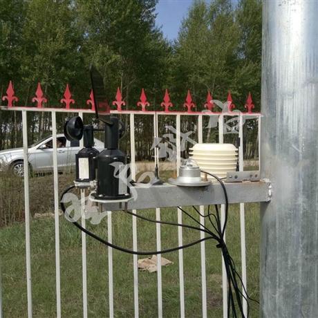 厂家直销圣启大田自动气象站,自动气象站,农业物联网气象监测站