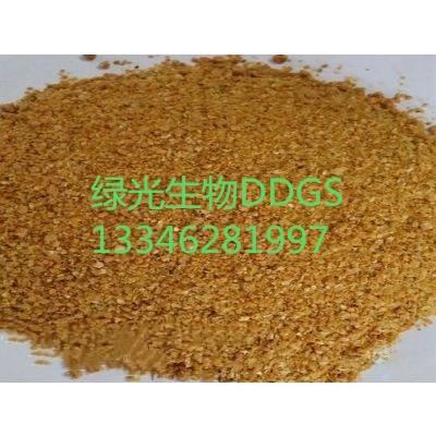 山东绿光厂家直供高蛋白饲料添加剂DDGS