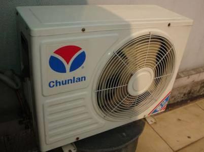 上海静安区春兰空调售后维修电话