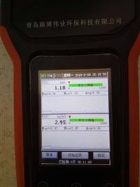 青岛路博LB-CP-VOC气体分析仪PID检测仪