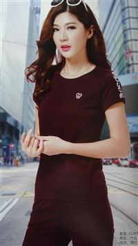 北京琪奧斯運動夏裝品牌折扣女裝批發廣州拿貨