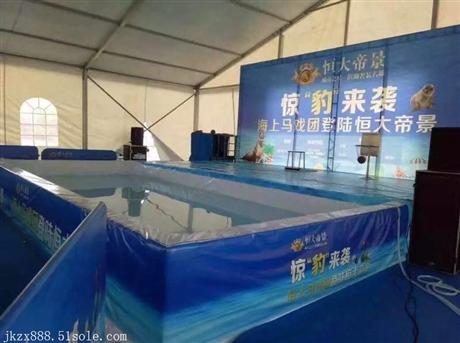 海洋生物展配置报价海洋展方案出租活体企鹅海狮表演