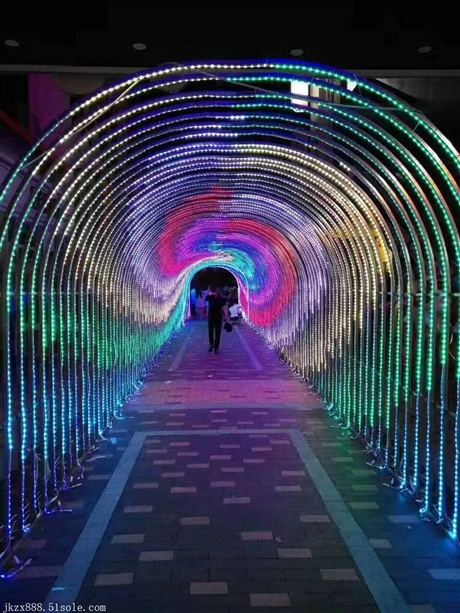 湘潭创意梦幻灯光展览出租租赁大型活动灯光展厂家制造