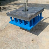 铸铁方箱工作台厂家 定做T型槽铸铁方箱 方箱工作台厂家