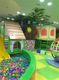 湖南兒童淘氣堡生產廠家加盟價格