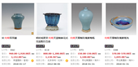 台湾万丰国际拍卖公司钧窑现在能值多少钱公司成交高