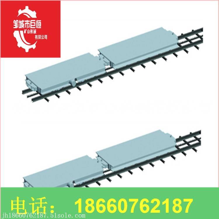 厂家供应 矿用自移式设备列车 液压无轨自移设备列车