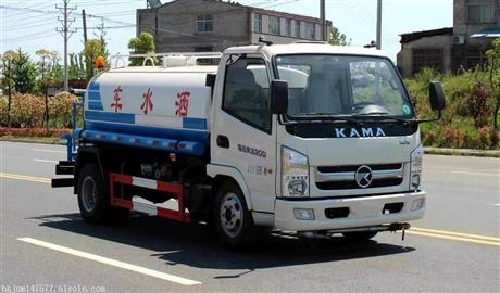 东风10吨洒水车价格