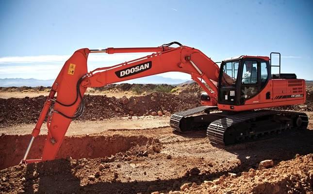 小型挖掘机石家庄全新产品