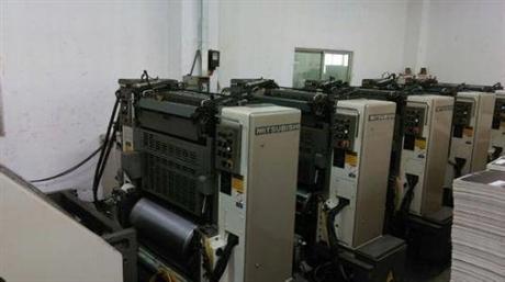 广州清关公司提供台湾印刷机进口代理
