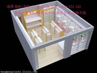 成都母婴店展示柜定做/母婴用品货柜定制,四川工厂直销