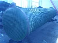 水泥廠冷卻器清洗施工