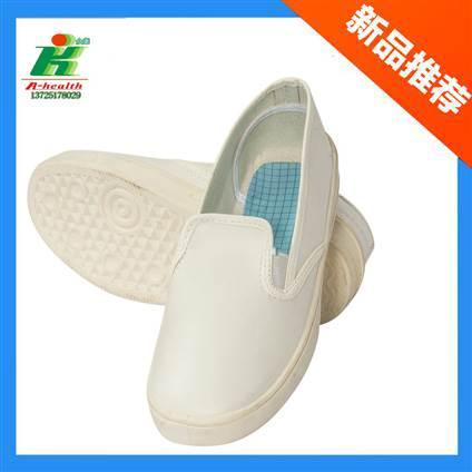 厂家直销防静电PVC中巾鞋,防静电工作鞋