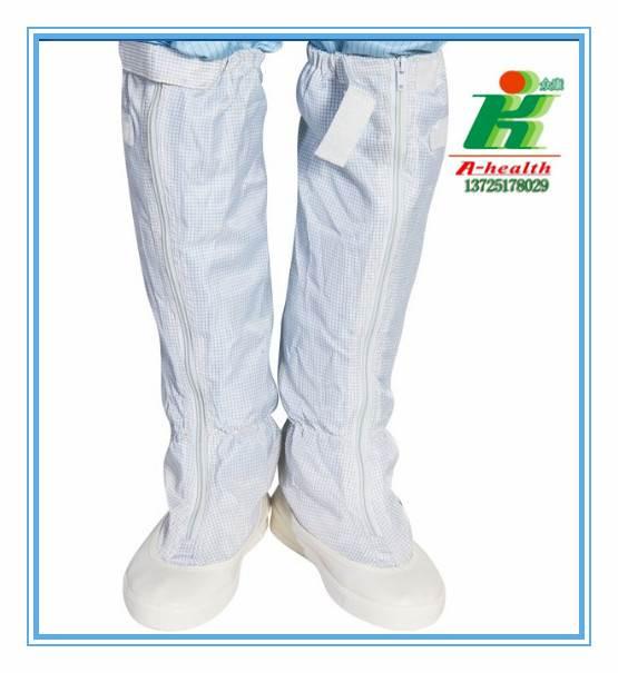 厂家直销防静电PVC套筒靴,防静电无尘靴
