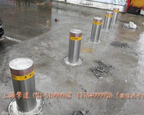 上海通道式升降路桩,液压升降路桩,高档社区升降路桩