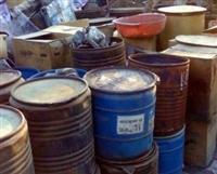 河源回收聚氨酯固化剂 低价处理一批聚氨酯油漆