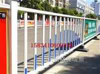 山西临汾汾西县交通护栏隔离栏 霍州道路护栏公路城市政锌钢护栏