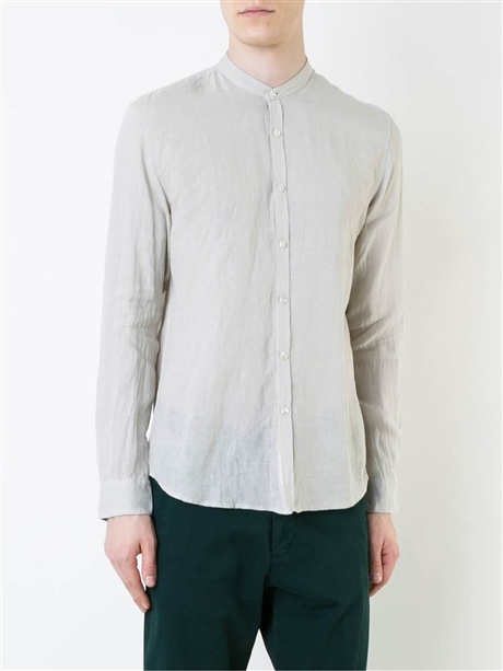有品位的男士应该这样穿衬衣、定做衬衣
