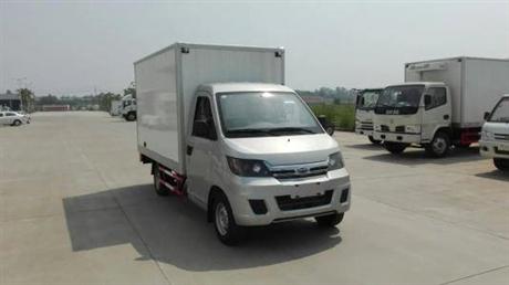 河南鹤壁小型冷藏车价格