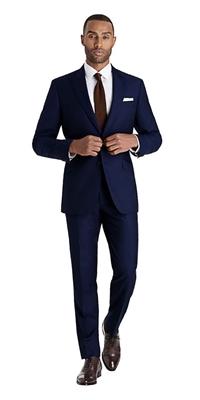 领带与西装的搭配技巧
