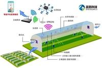 农业物联网智能测控系统 温室大棚环境远程无线监控系统方案