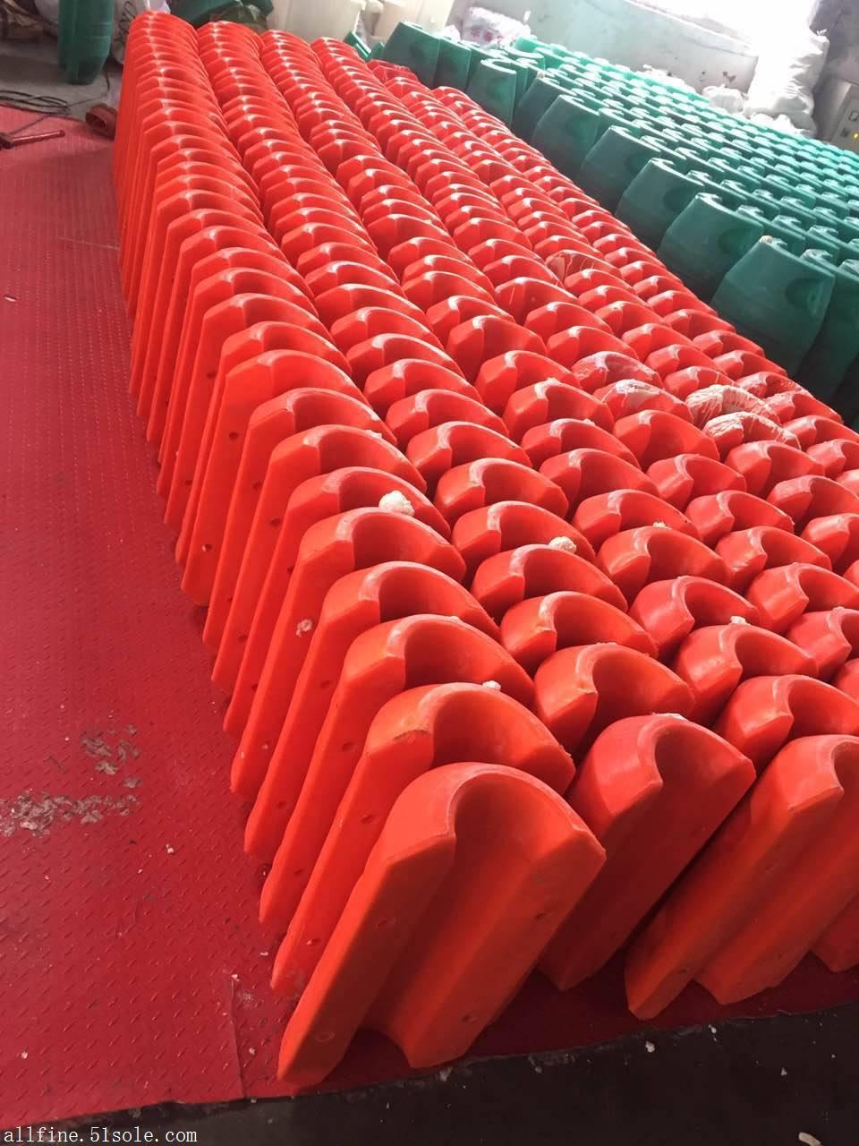 航道浮筒 夹管子浮桶 定位锚浮筒 浮动浮筒